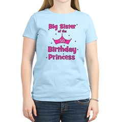 50th Birthday Princess! T-Shirt