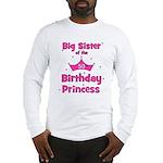 50th Birthday Princess! Long Sleeve T-Shirt