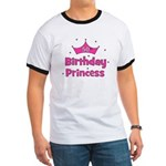 50th Birthday Princess! Ringer T