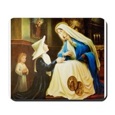 St.Catherine Laboure Mousepad