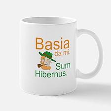 Kiss me. I'm Irish. (Latin) Mug