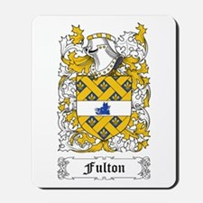 Fulton Mousepad