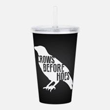 Game of Thrones Crows Acrylic Double-wall Tumbler