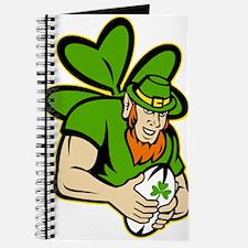 rish leprechaun rugby Journal