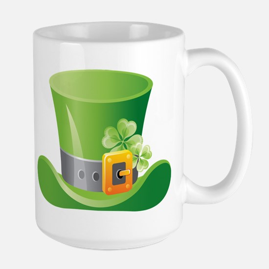 St. Patrick's Day Large Mug