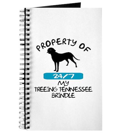 Treeing Tennessee Brindle Journal