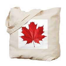 Maple Leaf Tote Bag
