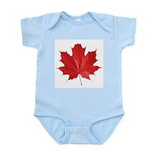 Maple Leaf Infant Bodysuit