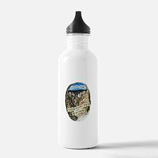 Lower Falls,Yellowstone Park Water Bottle