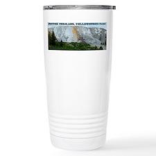 Jupiter Terrace, Yellowstone Park Travel Mug