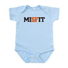 Misfit Infant Bodysuit