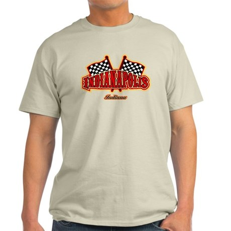 Indianapolis Flagged Light T-Shirt