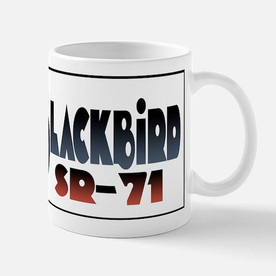 Cute Sr 71 blackbird Mug