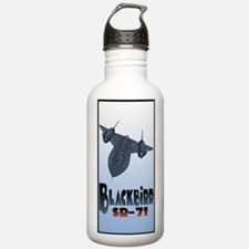 Cute Sr 71 blackbird Water Bottle