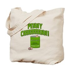 Penny Can Tote Bag