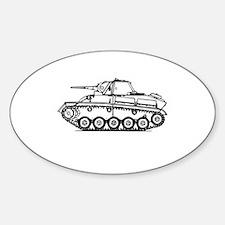 Tank Decal