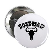 """Bozeman Steer 2.25"""" Button"""