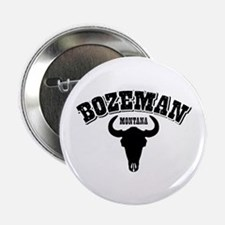 "Bozeman Steer 2.25"" Button"