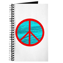 peace red Journal