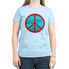 peace red T-Shirt