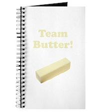 Team Butter! Journal