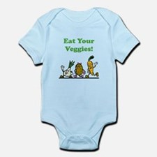 Eat Your Veggies! Infant Bodysuit