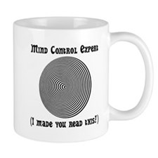 Mind Control Expert! Mug