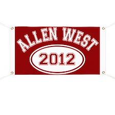 Allen West 2012 Banner