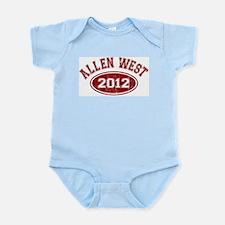 Allen West 2012 Infant Bodysuit