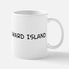 I Love Prince Edward Island Mug