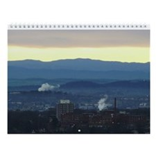 Knoxville, Tennessee Wall Calendar