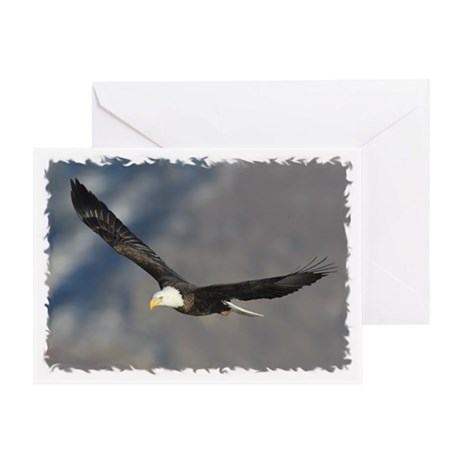 Wing Tips Only Greeting Card