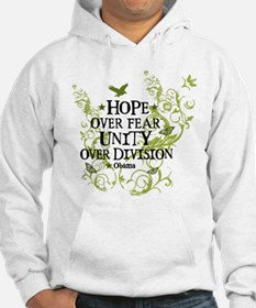 Obama Vine - Hope over Division Jumper Hoody