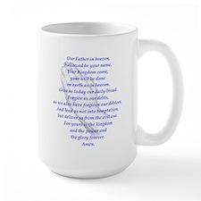 The LORD's Prayer Mug