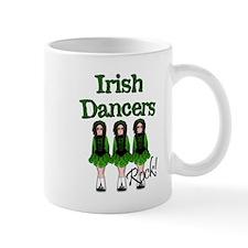 Irish Dancer's Rock Small Mugs