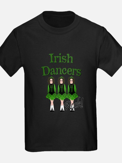 Irish Dancer's Rock T