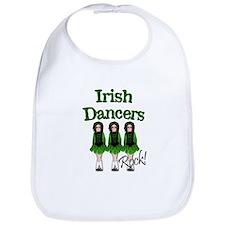 Irish Dancer's Rock Bib