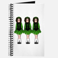 Irish Dancer's Rock Journal