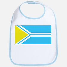 Tuva Flag Bib