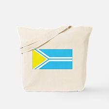 Tuva Flag Tote Bag