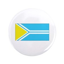 """Tuva Flag 3.5"""" Button (100 pack)"""