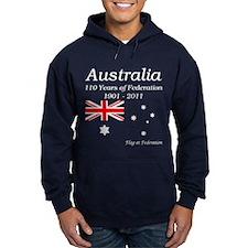 Australia - 110 years of Federation Hoodie