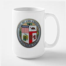 LA City Large Mug