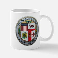 LA City Mug