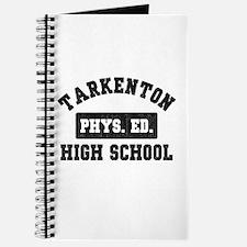 Tarkenton High School Phys Ed Journal