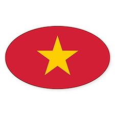 Vietnam Flag Decal