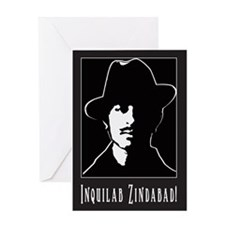 Bhagat Singh, Indian Freedom Greeting Card