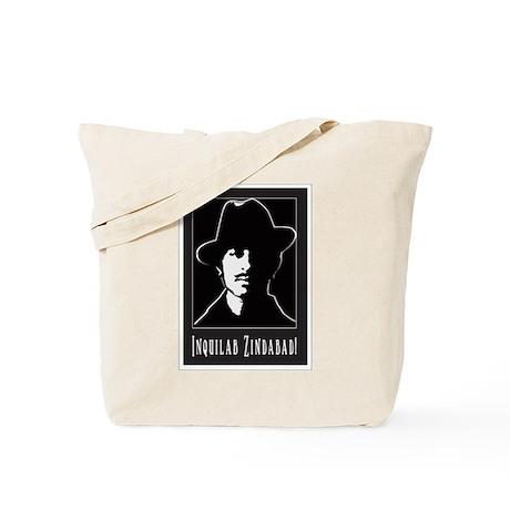 Bhagat Singh, Indian Freedom Tote Bag