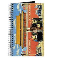 Tiki in Tiananmen Square Journal