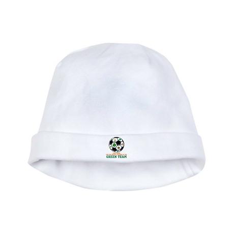 Irish Baby Green Team baby hat